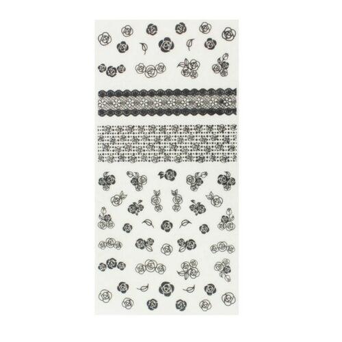 Nail Stickers Νερού